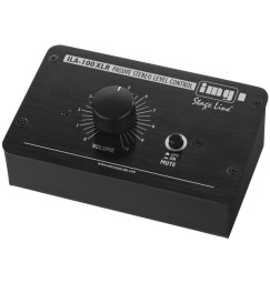 Regolatore passivo stereo di livello versione XLR