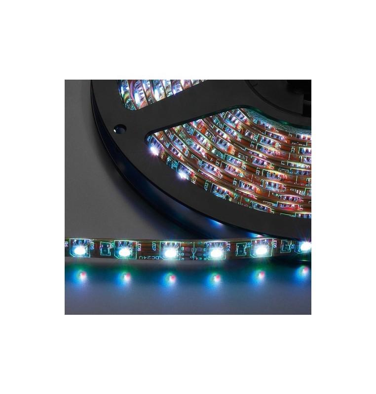 LED STRIP RGB 5 metri IP65 LUSSO24 Volt