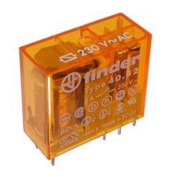Finder Relè 6 contatti bobina 250 volt ac senza zoccolo