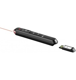 WIRELESS PRESENTER CON LASER POINTE RPER PRESENTAZIONI