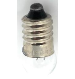 LAMPADINA 3,5V 0,2A E10 (5pezzi)