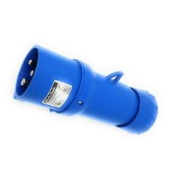 SPINA CEI 220V 32 Ampere BLU