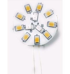 LAMPADINA A LED doppia funzione luce naturale + rosso