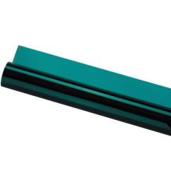 GELATINA FOGLIO colore TURCHESE 120x50 cm