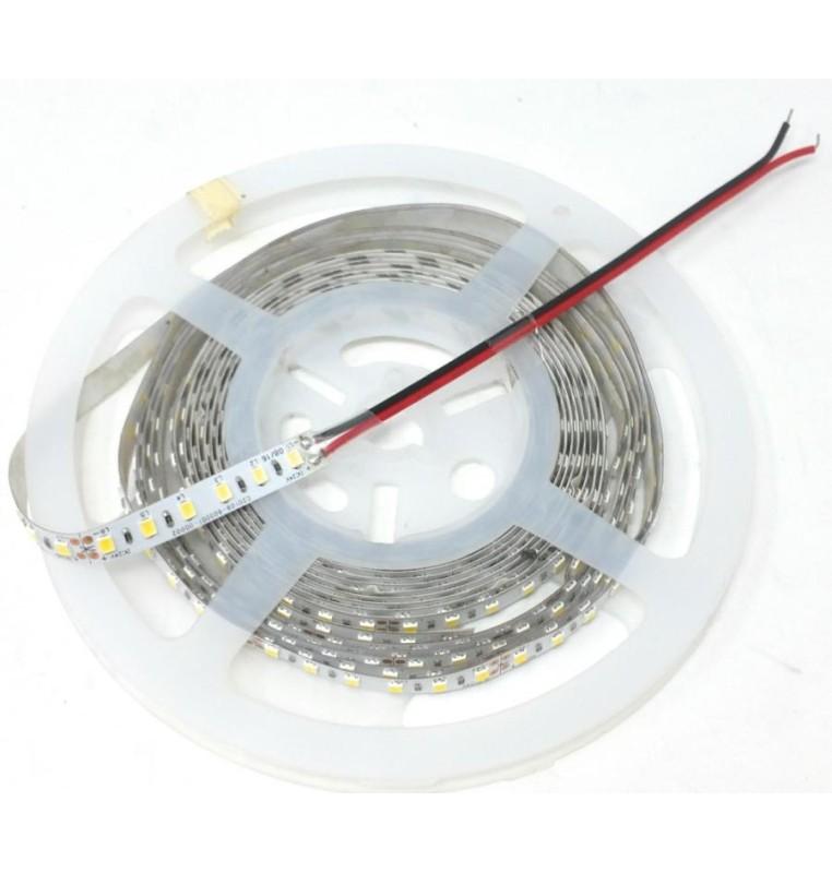 STRISCIA LED 24 VOLT 9,6 W/m 5 METRI 600 LED