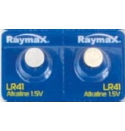 PILA ALCALINA1,5V LR41 LR736 392 AG3 (2 Pz)