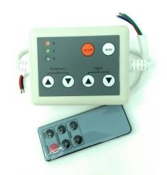telecomando RGB PER LED STRIP 80 W AMPERE 12-24 VOLT