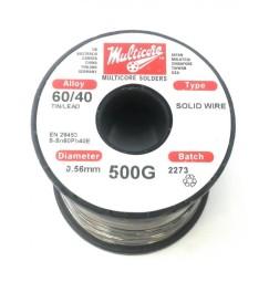 STAGNO 60/40 MULTICORE diametro 0,56mm 500g