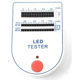 TESTER PROVA LED tester