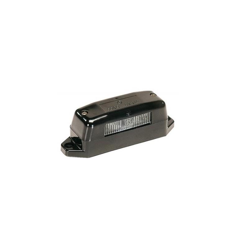 fanalino illuminazione luce targa COMPATIBILE FIAT 02.246 LAMPADINA R5W NON FORNITA