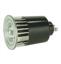 LAMPADINA A LED RGB ATTACCO GU10 220V TELECOMANDABILE